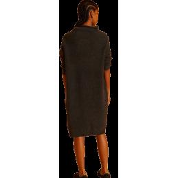 ISABELLA FUNNEL NECK DRESS