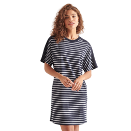 COTTON MODAL TSHIRT DRESS