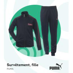 SURVETEMENT FILLE PUMA