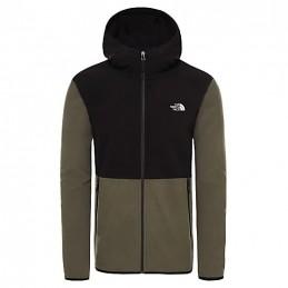 M TKA Glacier full zip hoodie